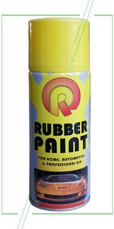 Rubber Paint_result