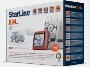 StarLine D94 2CAN GSM/GPS Slave