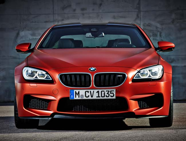Фото BMW M6 Coupe LCI F13